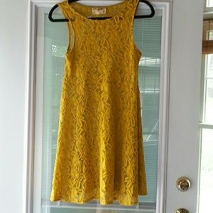 Free People  Fit & Flare Lace dress